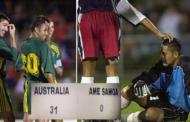 Australia 31 - American Samoa 0, the biggest win in history
