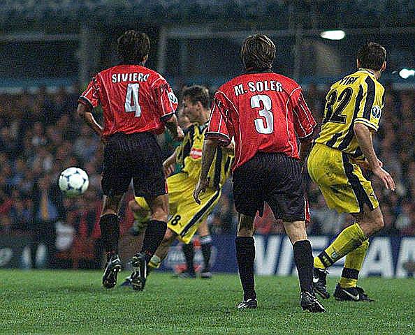El Lazio-Mallorca de 1999 fue la última final de la Recopa.