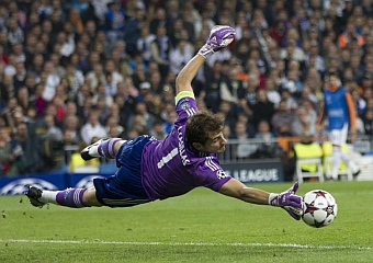 Sadly, eventually most they will remember other things that Casillas stops like this.