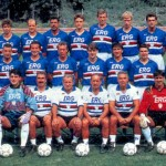 That mythical Sampdoria early 90