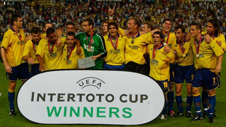 El Villarreal ganó la Intertoto dos veces.