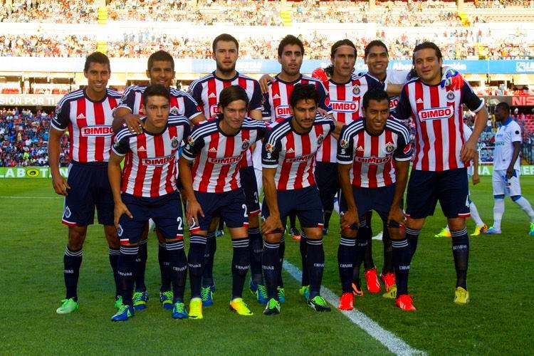 Chivas sólo cuenta con jugadores mexicanos en sus filas.