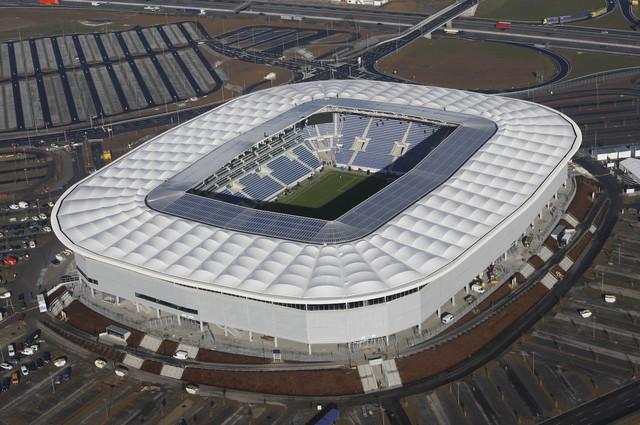 DEU Fussball Hoffenheim Stadion