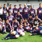 Extremadura that played in First Division