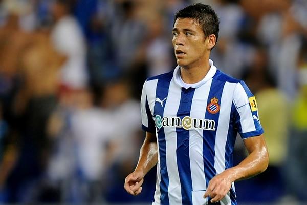Héctor Moreno un fijo del Espanyol.