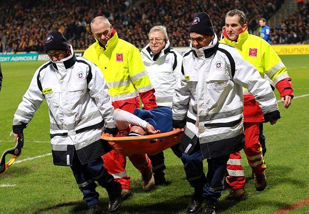 Cinco jugadores cuya carrera fue truncada por una lesión