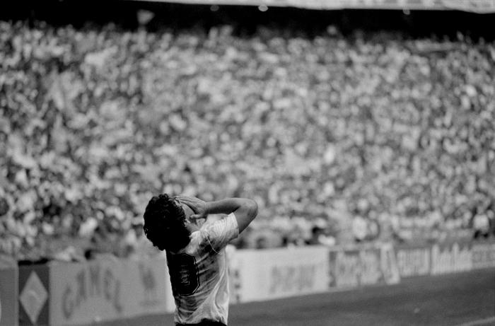 El Mundial que encumbró a Maradona estuvo apunto de no celebrarse.
