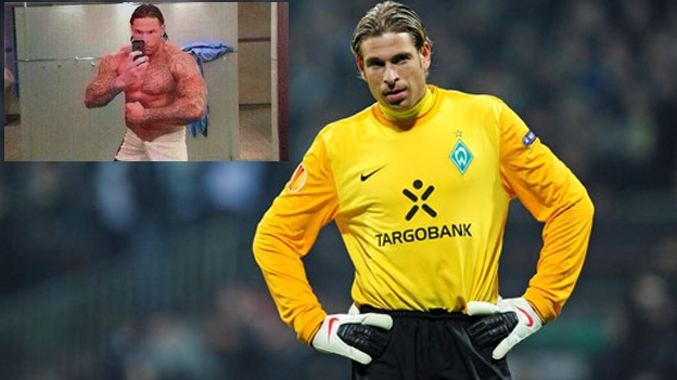 The radical makeover of Tim Wiese
