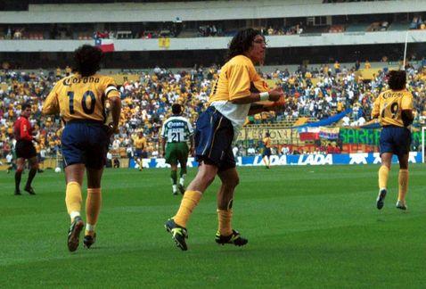 La historia del fútbol mexicano está lleno de jugadores extranjeros, algunos ilustes como Bam Bam Zamorano.