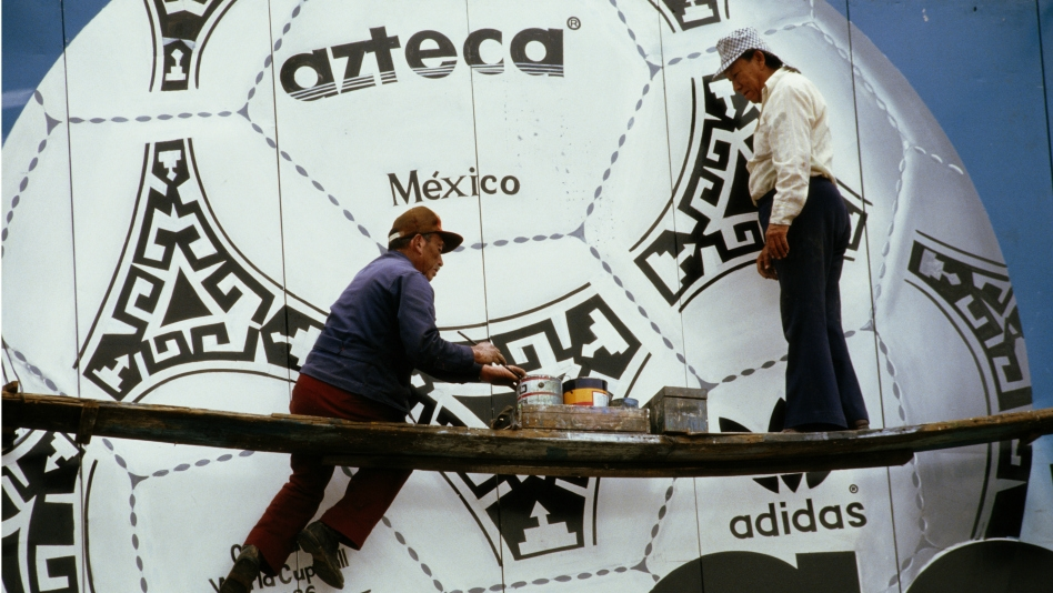 Finalmente pese a la tragedia, México celebró su Mundial.