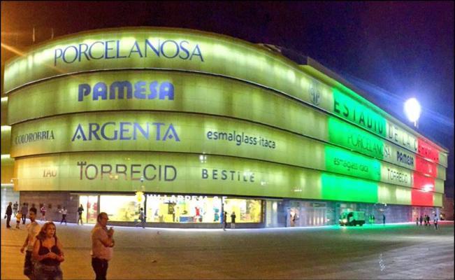 villarreal stadium