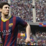 The controversy comes the demo of FIFA 15