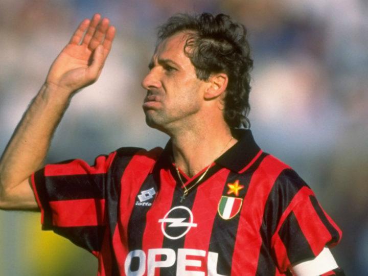 Franco Baresi, libero Legende