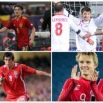 Los jugadores más jóvenes en debutar en una selección