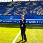 Marisa Villa, new UEFA informer