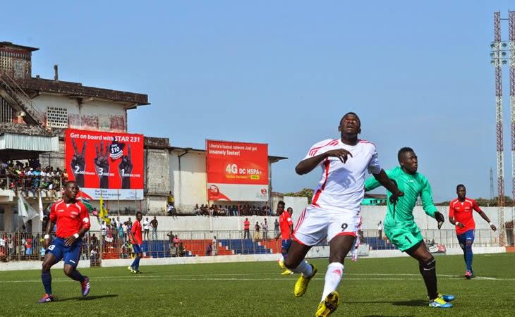 El Ébola amenaza al fútbol africano.