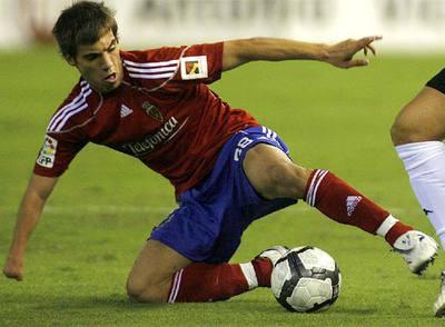 Aléx Sánchez debutó en Primera División en 2009.