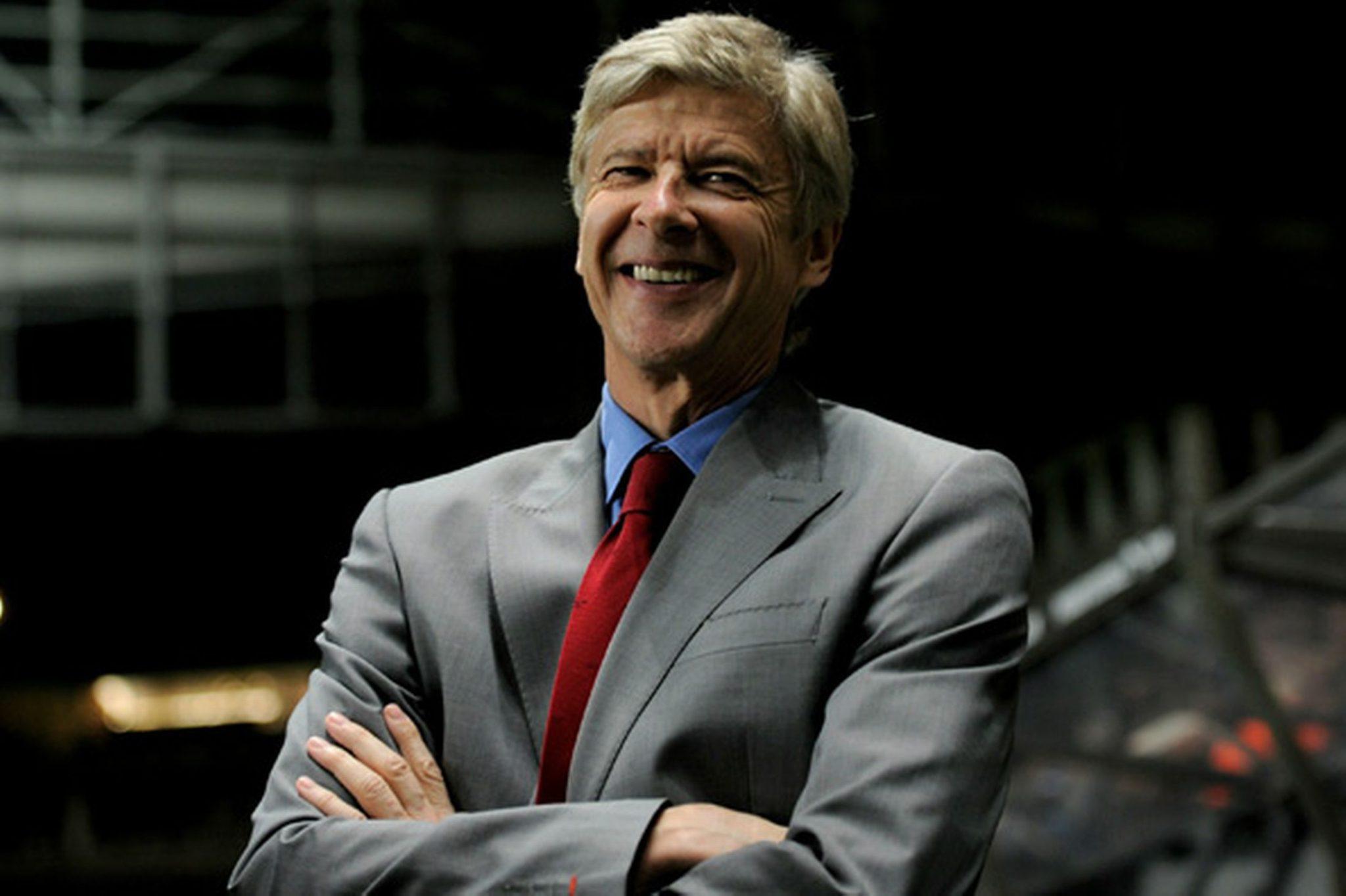 Arsène Wenger cumple 18 años como técnico del Arsenal
