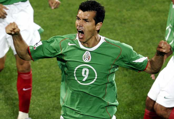 Best Mexican players in history