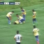 Muere jugador en la India celebrando un gol