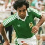 The top five strikers in the history of Mexico