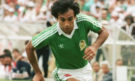 Los cinco mejores delanteros de la historia de México