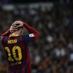 ¿Messi lauert in großen Spielen?