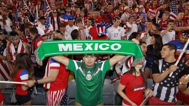 Los partidos moleros son ideales para atraer a los aficionados mexicanos en USA.