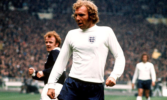 Bobby Moore's story and gold bracelet