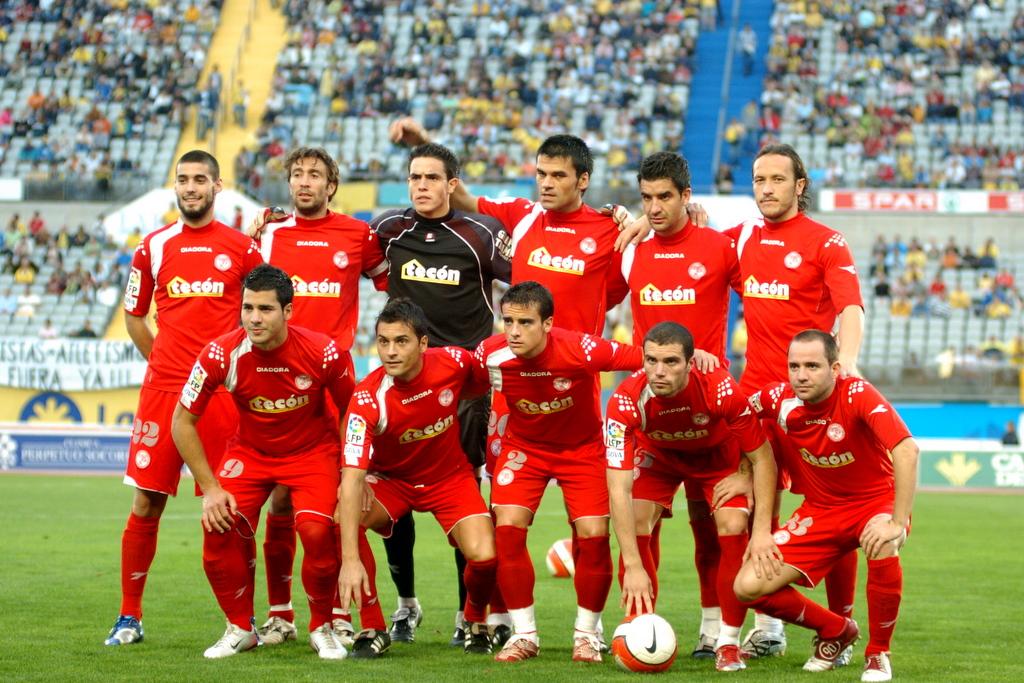 El Granada 74 jugó en la 2007/08 en Segunda. Siete años después se ha perdido en el mapa.