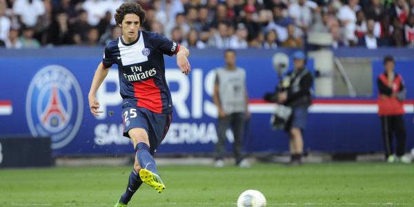 Rabiot, un centrocampista con talento nacido en 1995.