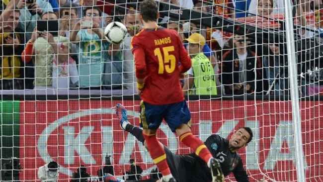 Ramos is a real leader in both Madrid and the Spanish national team.