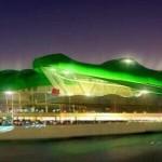El Timash Arena, el estadio del cocodrilo