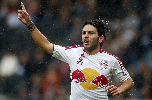 Soriano is the only Spanish that has been top scorer in Europe.