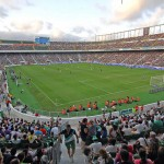 Football fields increase attendance Spain