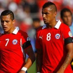 Best Chilean footballers playing in Europe