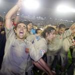 La Primera División española hace una década