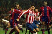 Großer pufos der spanischen Liga: Rat Bogdanovic