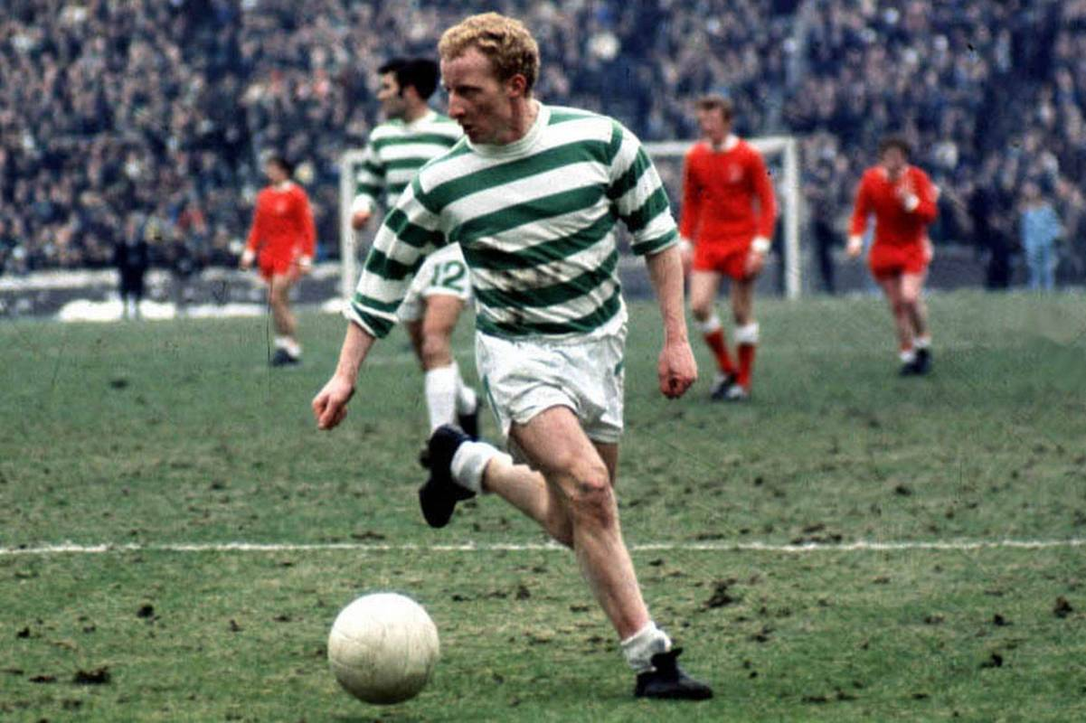 Jimmy Johnstone, one of the best wingers in the history.