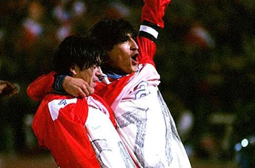 La dupla Za-Sa, Chile's history.