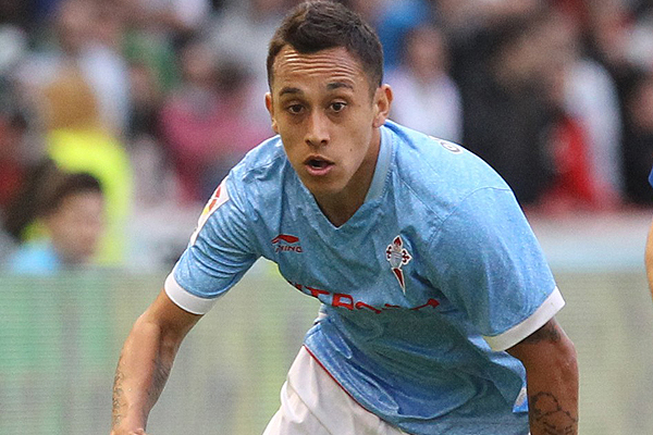 Fabian Orellana is one of the most destabilizing players Celta.