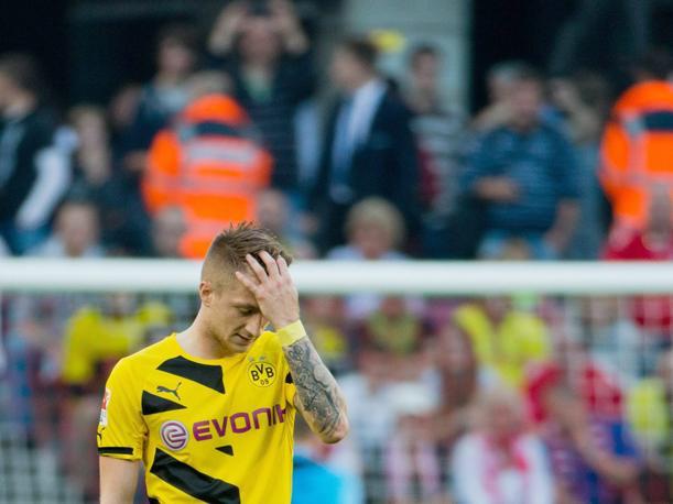 Ni Reus ni el Borussia levantan cabeza esta temporada.