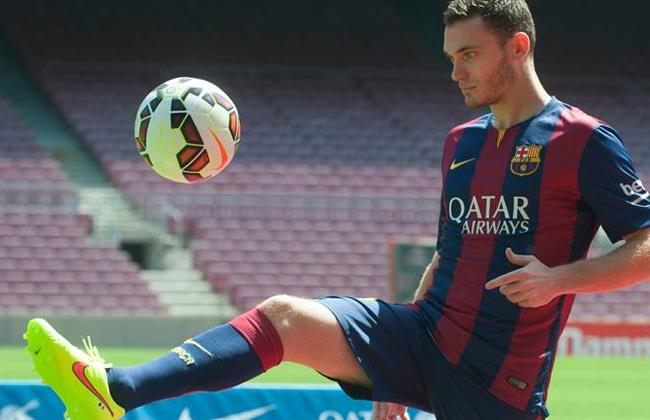 A Vermaelen was seen in his presentation and little else.