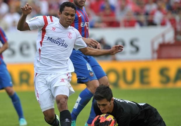 Carlos Bacca triunfa en Europa con sus goles.