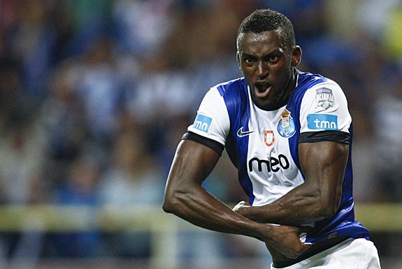 Jackson Martinez takes triumphing several seasons at Porto.