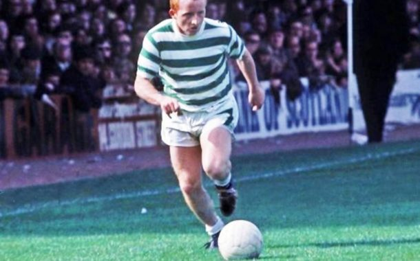 Jimmy Johnstone, the best player in the history of Celtic
