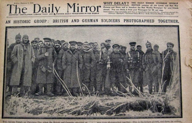 Daily Mirror collected at the time the event.