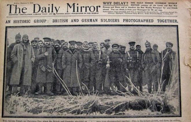 Daily Mirror recogió en su día el acontecimiento.