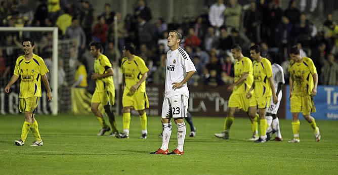 El Alcorcón tumbó por 4-0 a los galácticos parte II de Florentino Pérez.