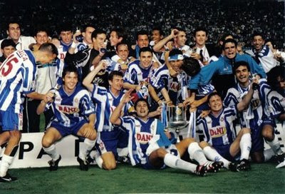 Espanyol won the Copa del Rey in 2000, just the year that fulfilled a century.